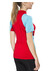 Gonso Blair - Maillot manches courtes Femme - rouge